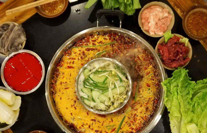 chengdu hotpot