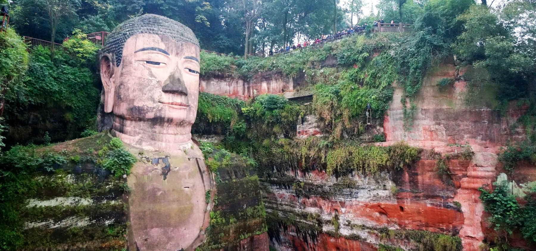 2-Day Giant Panda and Giant Buddha Tour