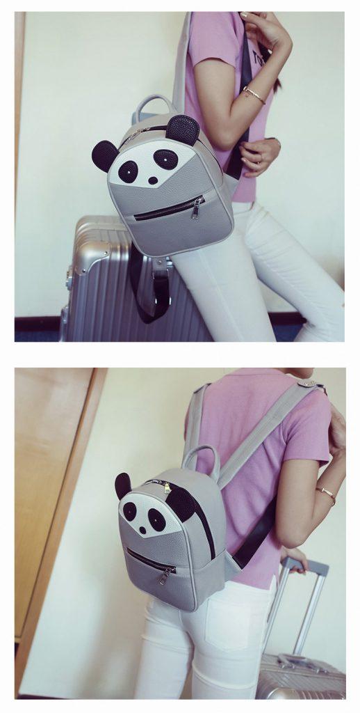 panda present