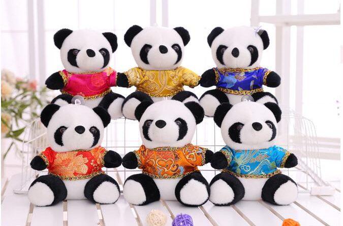 Panda Toy & Present(2)