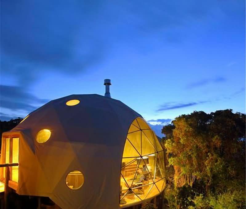 Outdoor Scenic Spherical Wild Luxury Tent