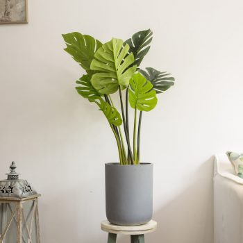 1.2m monstera deliciosa artificial plant