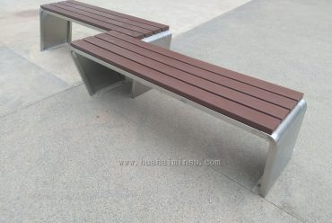 Outdoor landscape stainless steel fench, fashionable modern durability