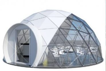 Sturdy Roof Starry Tent WST601, Tourists Love Glass Roof Tent Hotel